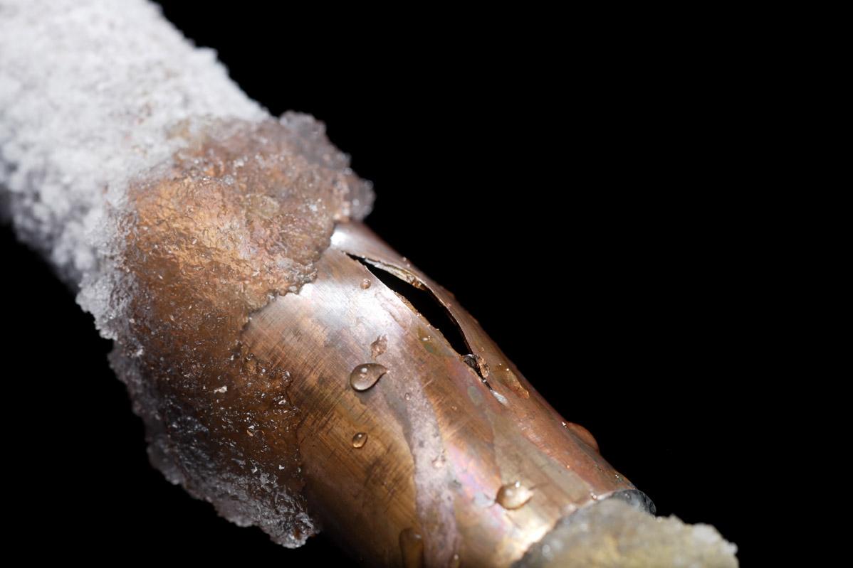 Frozen Pipe Prevention