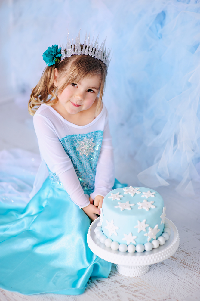 How to Throw an Ice Princess Party
