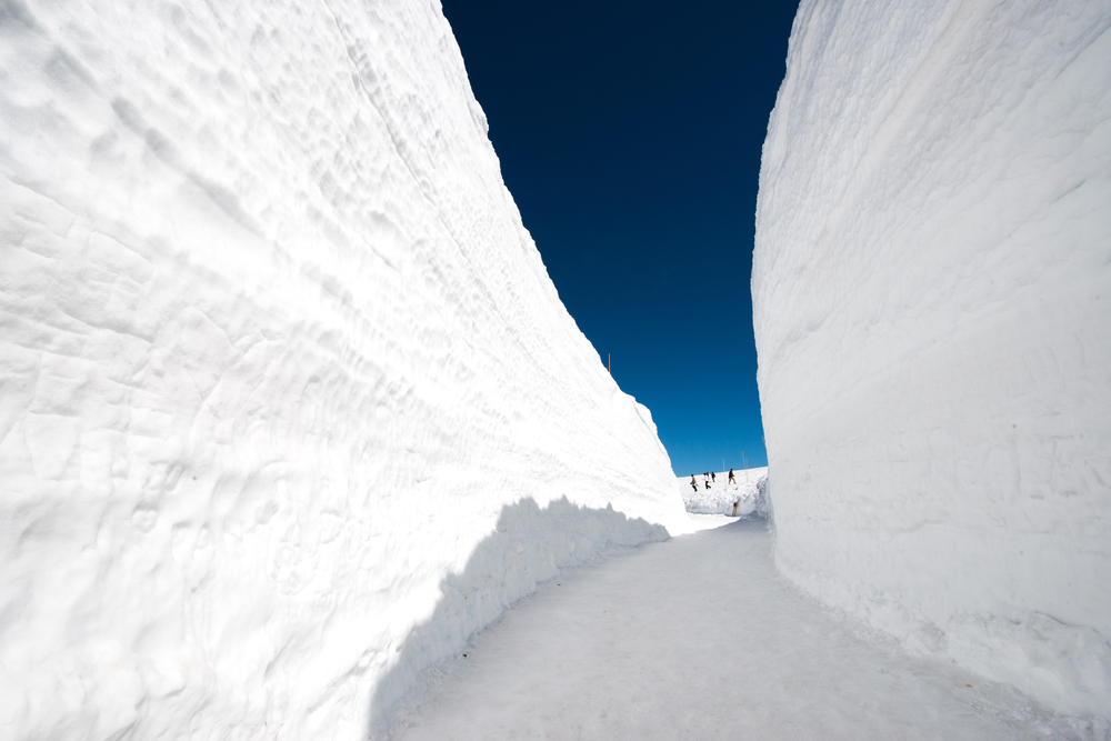 Snowiest Places on Earth