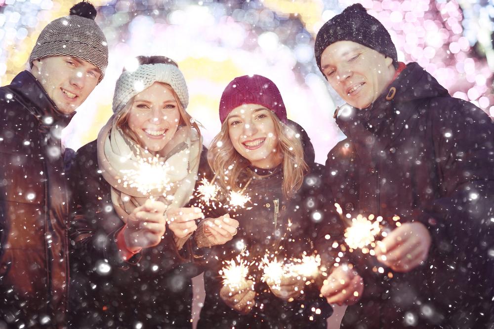 DFW Snow Party