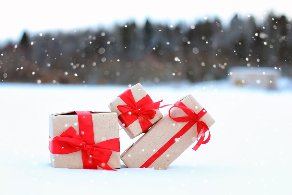 Gift Exchange at Your Snow Party